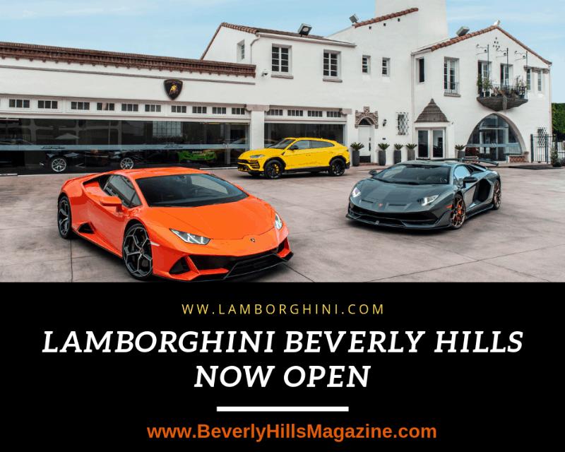 Beautiful Lamborghini Cars At Lamborghini Beverly Hills Car Dealership
