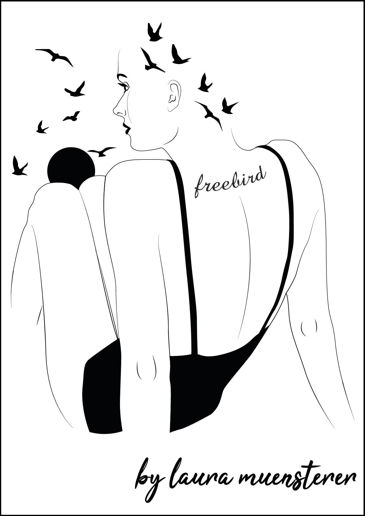 Laura Muensterer, book, freebird