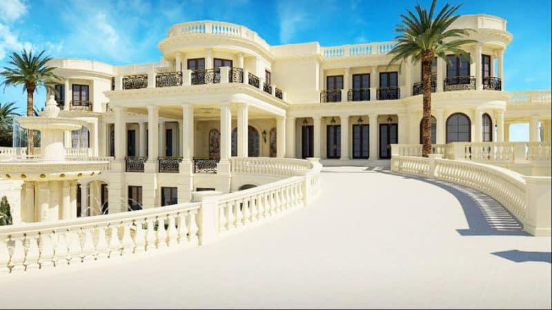 La Palais Royal Mansion $159 Million