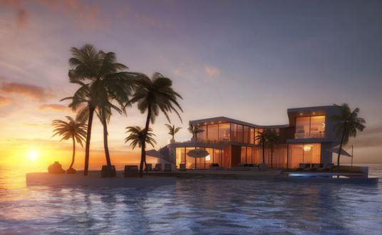 Celebrity Real Estate: Private Islands
