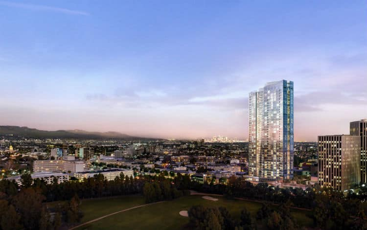 Live Ten Thousand Beverly Hills High Rise Residences #realestate #dream #homes #estates #beautiful #california #losangeles #beverlyhills #homesweethome