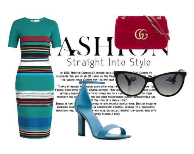 Diane Von Furstenberg Dress Style. SHOP NOW!!! #BevHillsMag #beverlyhillsmagazine #fashion #style #shopping