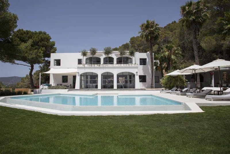 Luxury Villas in Ibiza, Spain