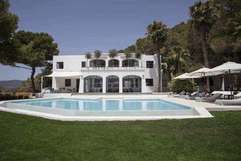 Luxury Villas in Ibiza, Spain