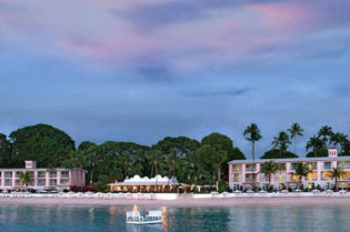 Fairmont Royal Pavilion Five Star Hotel in Barbados Caribbean
