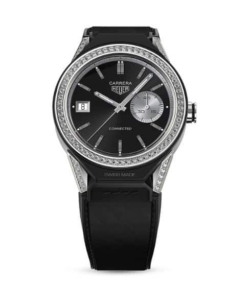 TAG Heuer Diamond Smart Watch. BUY NOW!!! #beverlyhills #watches #shop #jewelry #watch #bevhillsmag #bevelryhillsmagazine