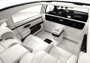 Luxury Motors: Maybach Landaulet