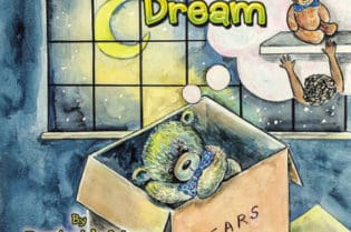 Benni Bear's Dream Children's Book Benefits Foster Care #chidlren #adoption #fostercare #bear #kids #kidsbook #beverlyhills #foragoddcause