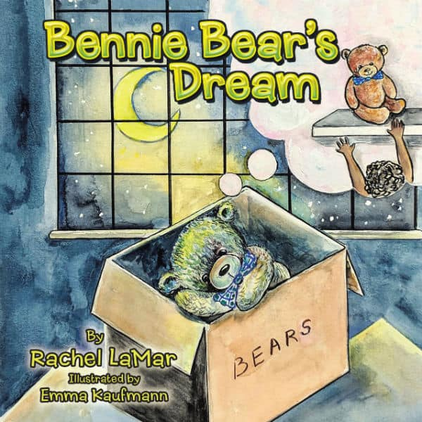 Benni Bear's Dream Children's Book Benefits Foster Care #chidlren #adoption #fostercare #bear #kids #kidsbook #beverlyhills #foragoddcause