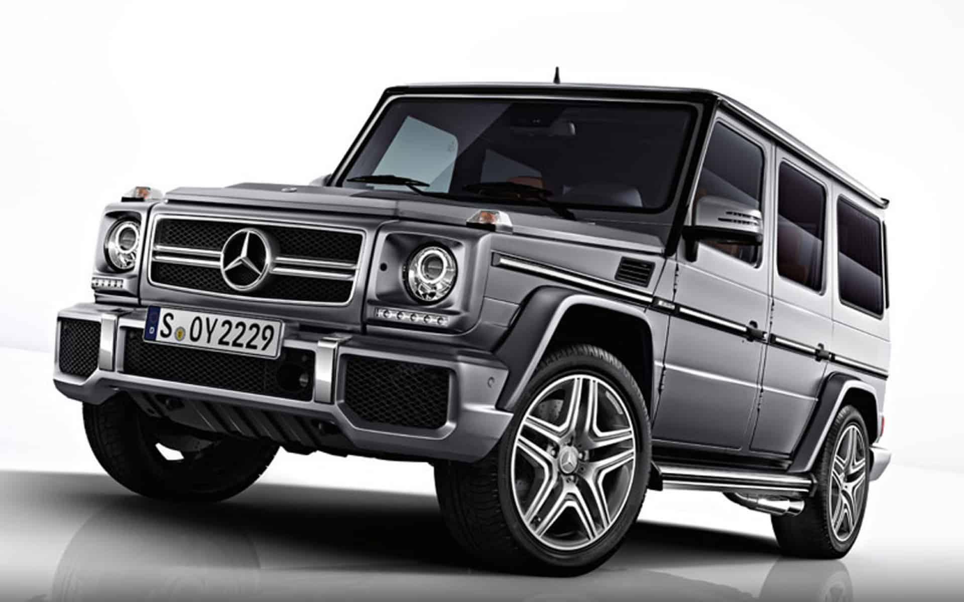 Dream Cars: Mercedes-Benz G63 AMG - BEVERLY HILLS MAGAZINE