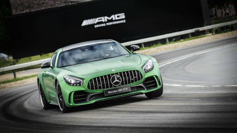 Dream Cars: 2018 Mercedes GT R