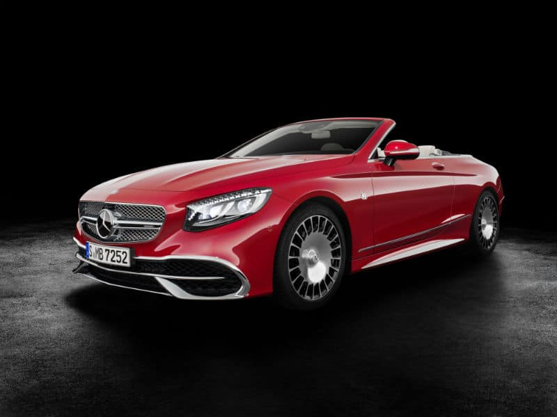 Dream Cars: Mercedes-Maybach S650 Cabriolet