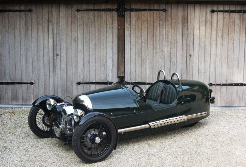 The Morgan 3 Wheeler