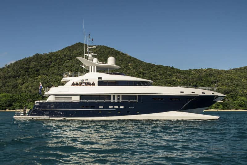 SPIRIT Yacht For Charter