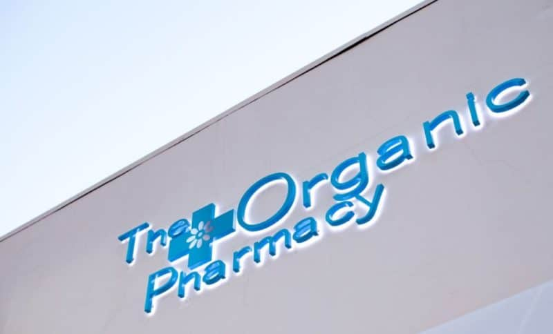 The Organic Pharmacy in Beverly Hills