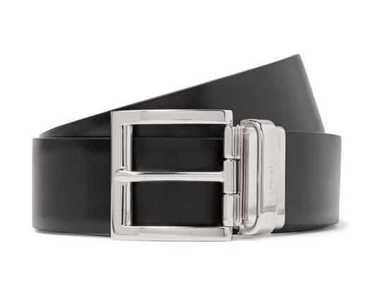 PRADA Belt For Men. BUY NOW!!! #BevHillsMag #beverlyhillsmagazine #fashion #style #shopping #styleformen