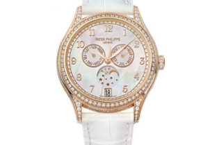 Patek Philippe White Balinese Mother Of Pearl Ladies Watch. BUY NOW!!! #ladies #watch #cool #watches #sweet #timepiece #time #style #watchesofinstagram #style #fashion #fashionblogger #beautiful #gift #ideas #giftsforher #beverlyhills #BevHillsMag #beverlyhillsmagazine