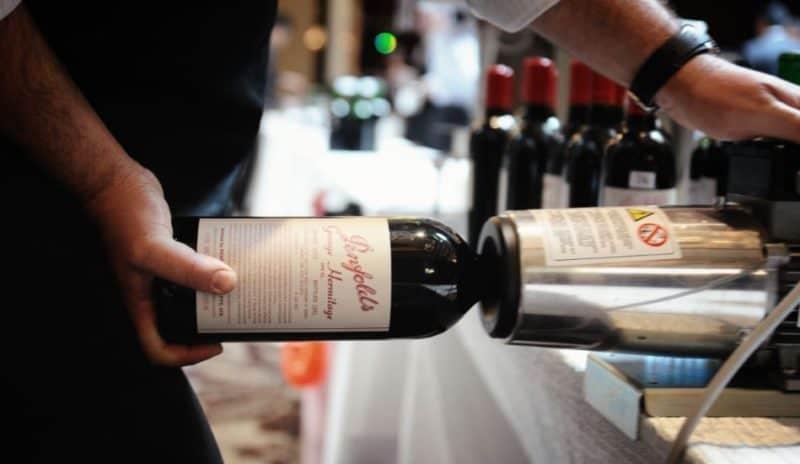 Penfold's Wine Recorking Clinics