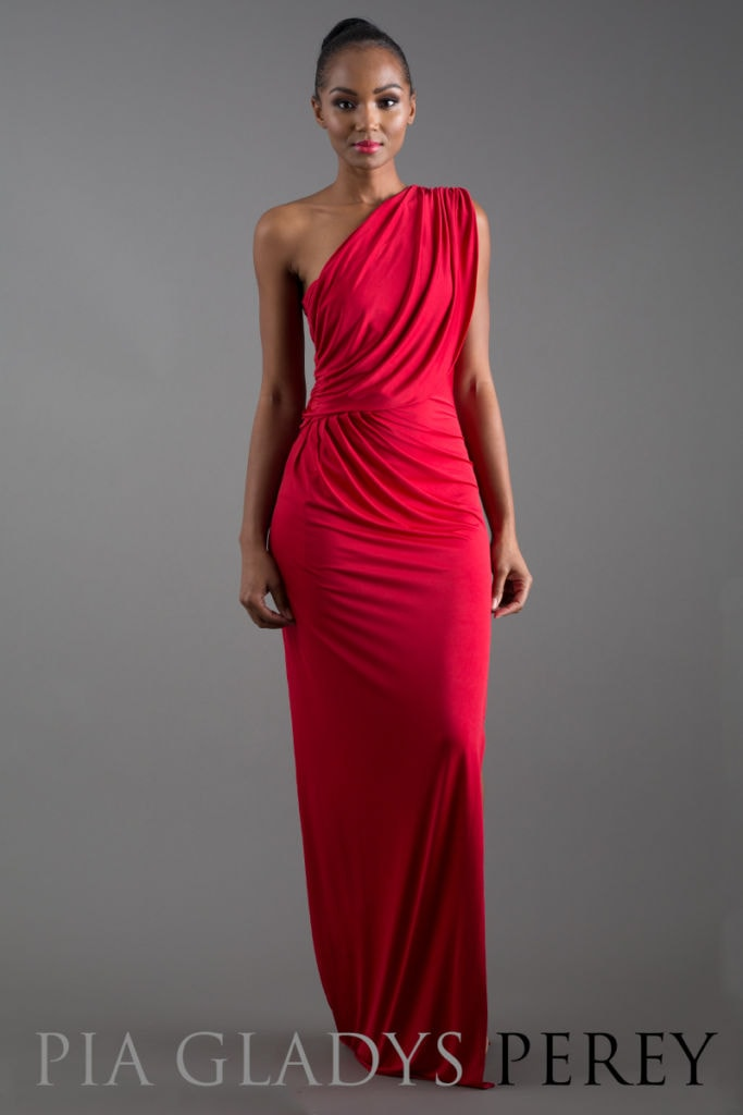 Fashion Designer For Royalty: Pia Gladys Perey #