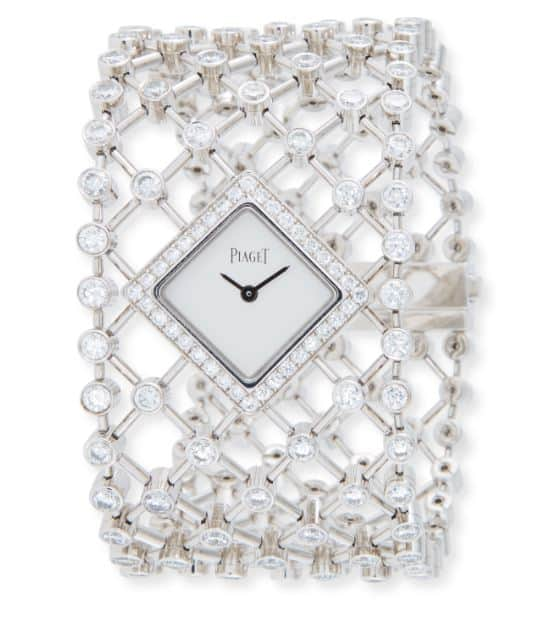 Stunning Piaget Diamond Bracelet Watch. BUY NOW!!! #fashion #style #shop #shopping #clothing #beverlyhills #stylesforwomen #watches #diamonds #diamond #watch #beverlyhillsmagazine #bevhillsmag #watches