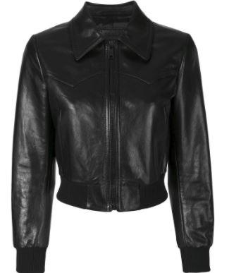 PRADA Leather Jacket. BUY NOW!!!