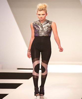 Project Runway Styles: Michelle Uberreste Designer
