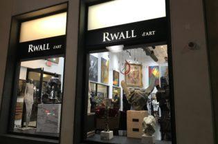 Artist RMoodie Opens RWALL D'ART in Beverly Hills #art #fineart #artists #rmoodie #beverlyhills #bevhillsmag #BevHillsMag #painting