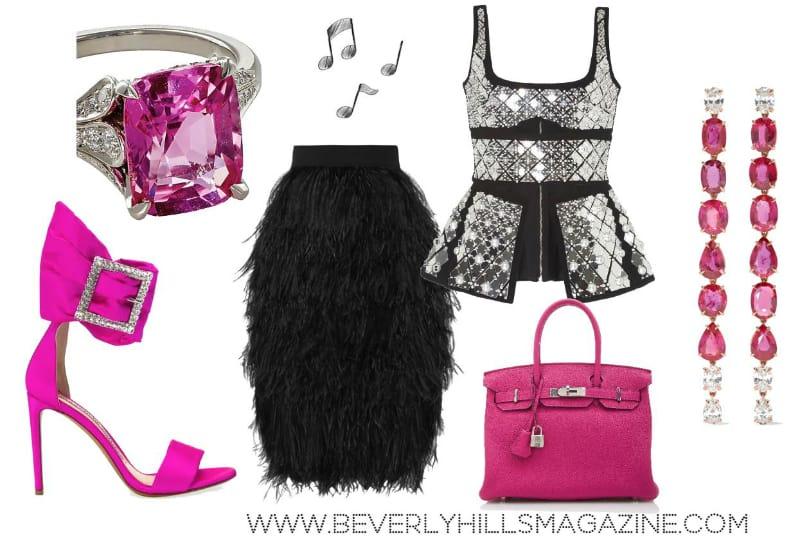 Radiant Ruby Diamond Fashion. SHOP NOW!!! #fashion #style #shop #shopping #clothing #beverlyhills #shoes #designer #davidkoma #hermes #highheels #alexandervauthier #purses #tomford #skirt #dresses #beverlyhillsmagazine #bevhillsmag #dresses