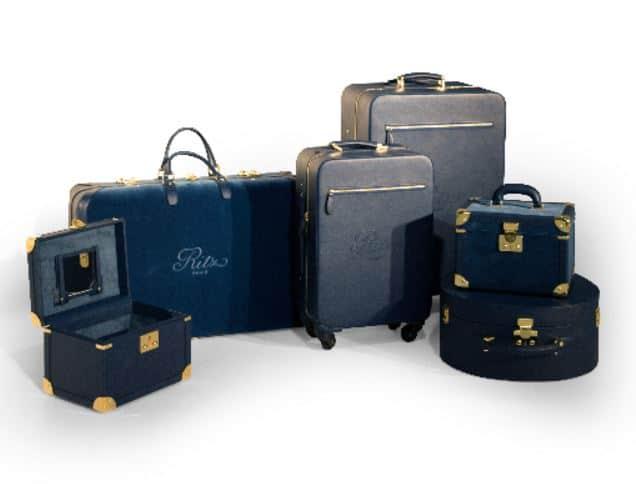 Ritz Paris La Bagagerie Luxury Luggage