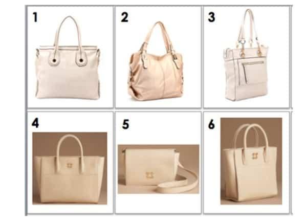 Nude Designer Handbags We Love ⋆ Beverly Hills Magazine