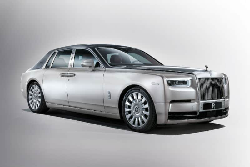 Dream Cars: Rolls-Royce Phantom VIII