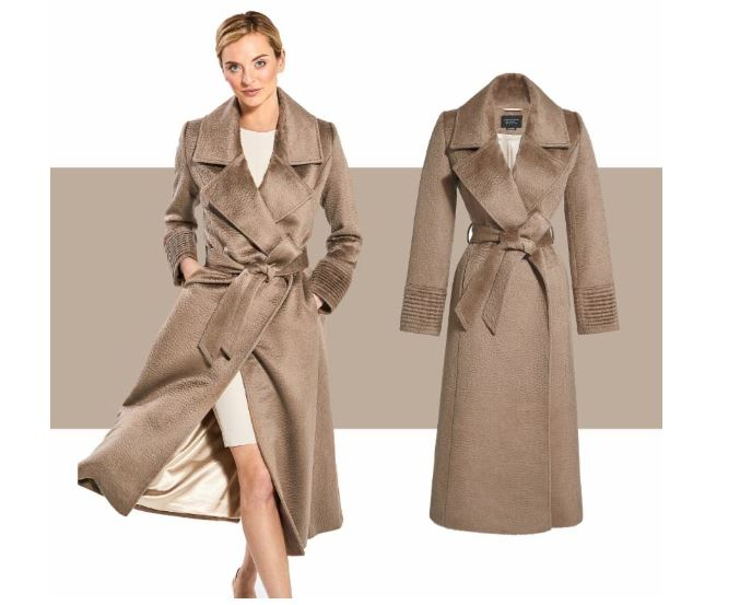 SENTALER luxury coats