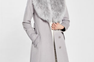 Fashion World: SENTALER Luxury Coats