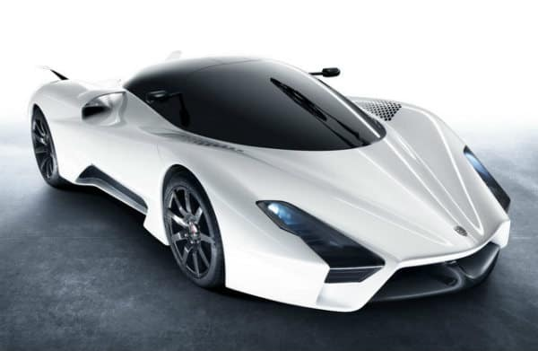 Cool Cars: SSC Tuatara ⋆ Beverly Hills Magazine