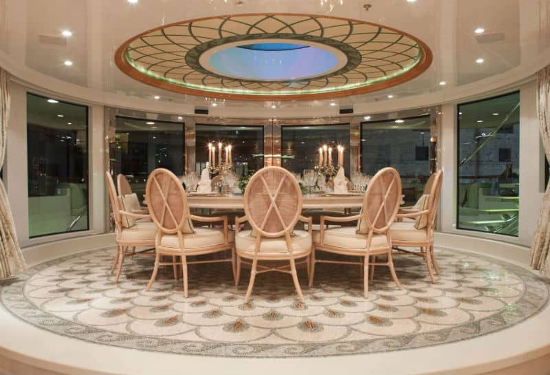 St. David 197' Bennetti Luxury Yacht $26,059,500 #beverlyhills #beverlyhillsmagazine #bevhillsmag #yacht #megayachts #travel #luxury #lifestyle #yachting #yachtlife