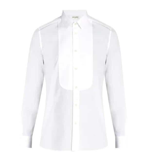 Saint Laurent Dress Shirt. BUY NOW!!! #beverlyhillsmagazine #beverlyhills #fashion #style #shop #shopping  #shoes  #styleformen
