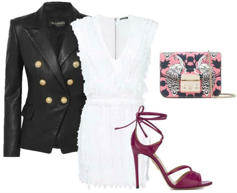 Sexy #Balmain Style. SHOP NOW!!! #beverlyhillsmagazine #beverlyhills #fashion #style #shop #shopping #shoes #highheels