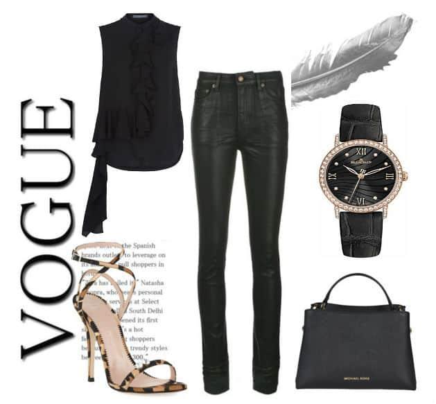 Sexy Black Style. SHOP NOW!!! #beverlyhillsmagazine #bevhillsmag #shop #style #shopping #fashion