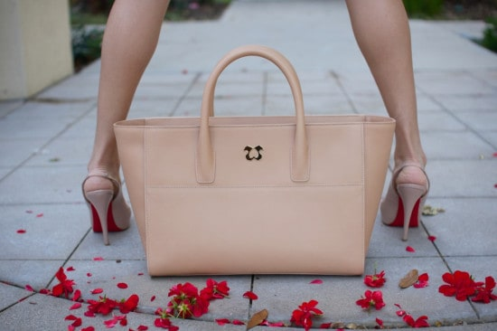 Nude Designer Handbags We Love