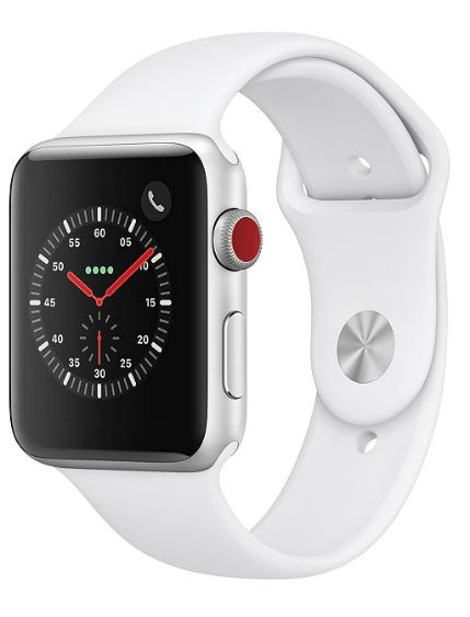 White Apple Smart Watch. BUY NOW!!! #fashion #style #shop #shopping #watches #applewatch #clothes #beverlyhillsmagazine #bevhillsmag
