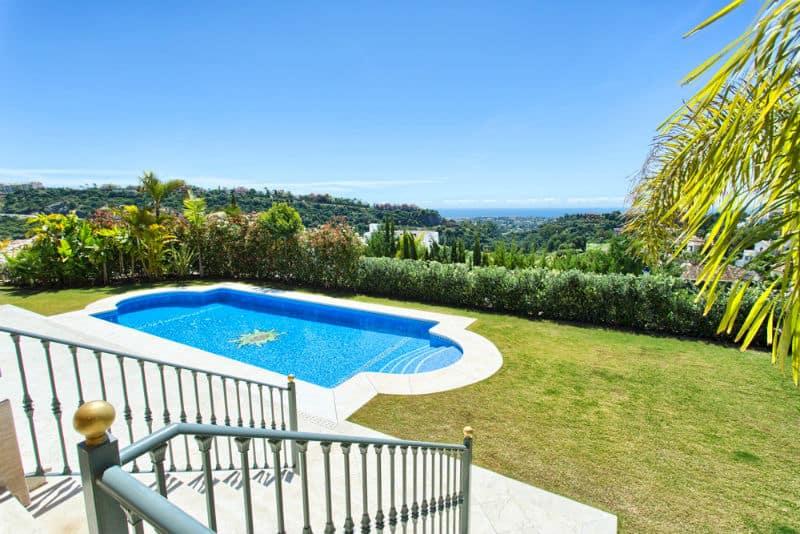 A Romantic Luxury Estate in Benahavis, Spain #Caribbean #dreamhomes #spain #realestate #homesforsale #beverlyhills #beverlyhillsmagazine #mediterranean #luxury #exclusive #luxurylifestyle #beautiful #life #beverlyhills #BevHillsMag