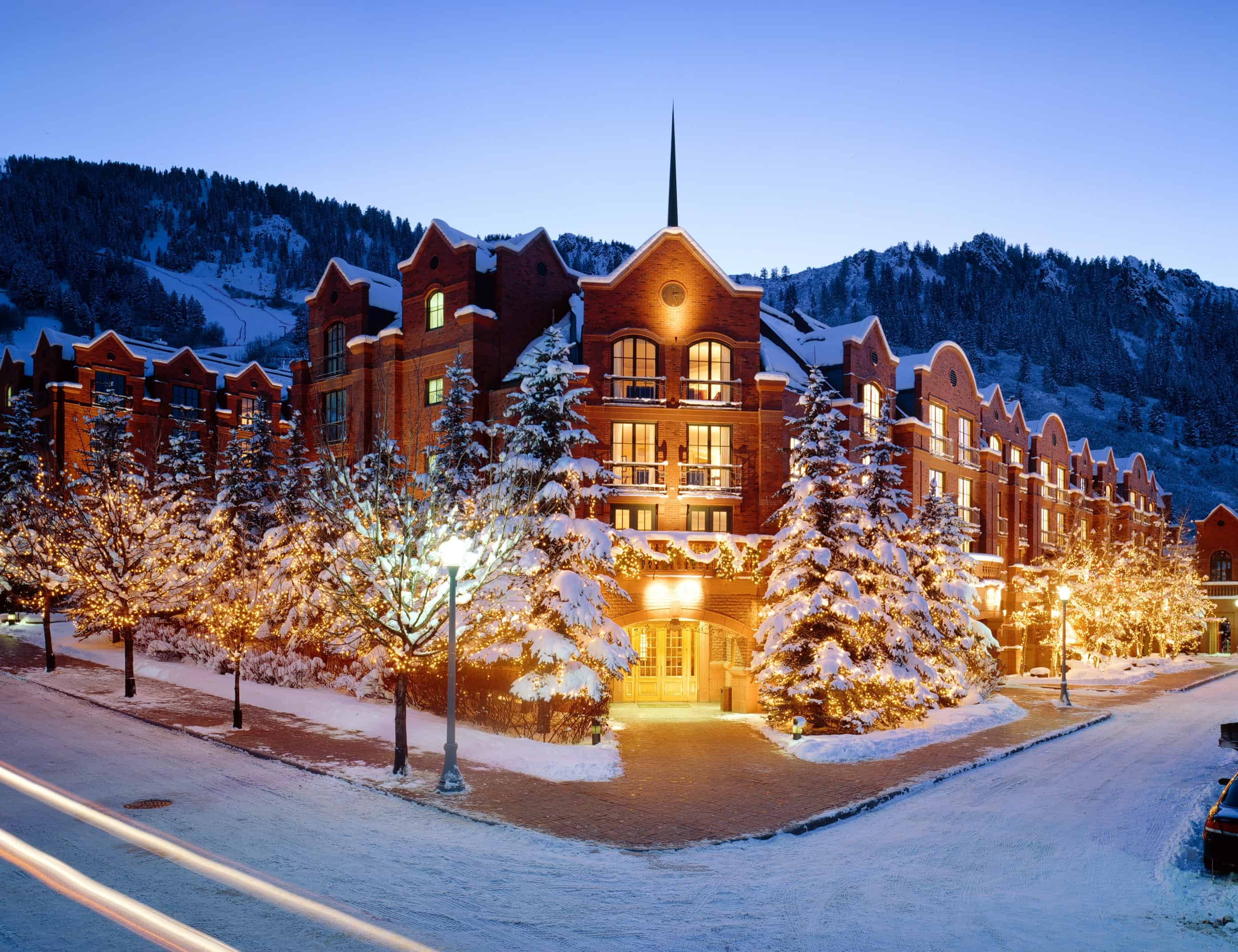 Exclusive Resorts ~ St. Regis Aspen