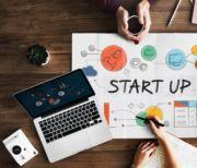 Startup Entrepreneurs Having A Business Meeting