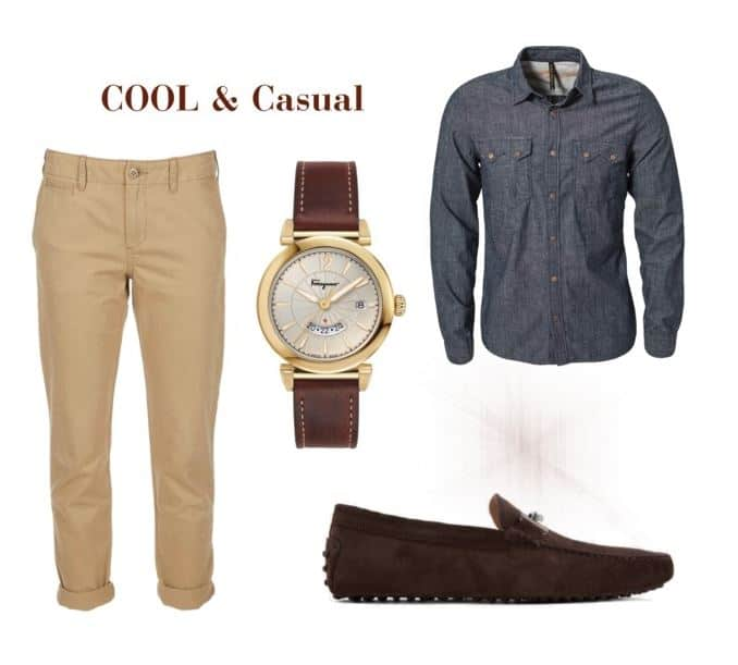 Casual Style For Men. SHOP NOW!!!