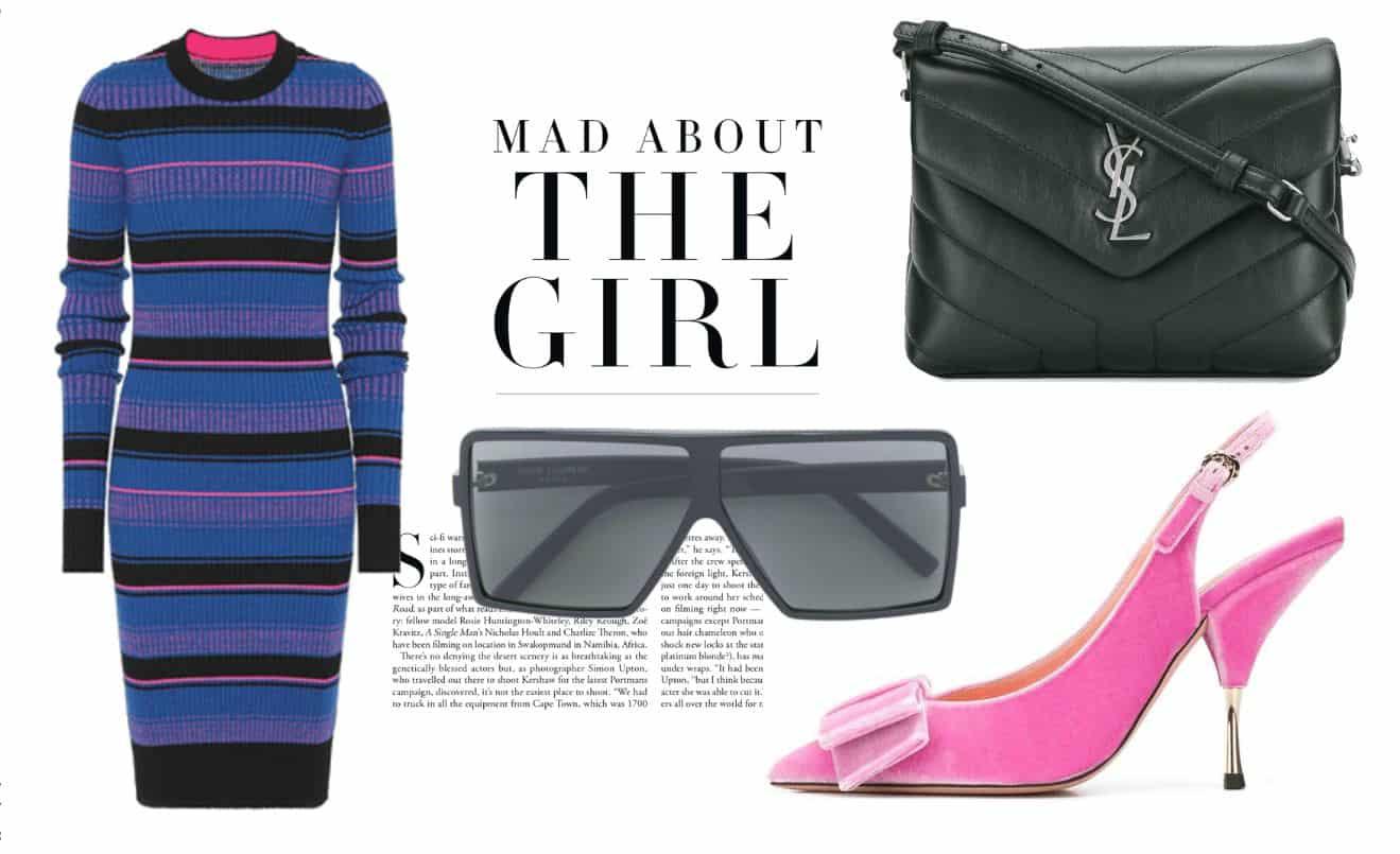 Stylish Striped Dress Style. SHOP NOW!!! #fashion #style #shop #styles #beverlyhills #bevhillsmag #beverlyhillsmagazine