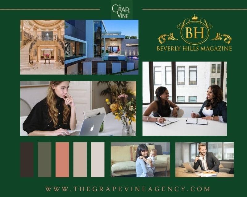 The Grapevine Agency #BevHillsMag #beverlyhills #beverlyhillsmagazine #grapevineagency #love #business