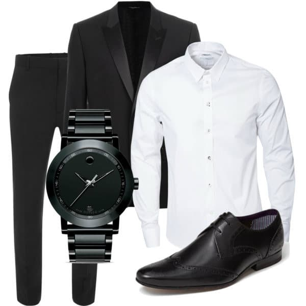 Tuxedo Style For Men. SHOP NOW!!! #BevHillsMag #beverlyhillsmagazine #fashion #style #shopping