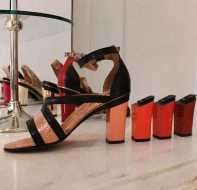 Tanya Heath Paris Interchangeable Heels!