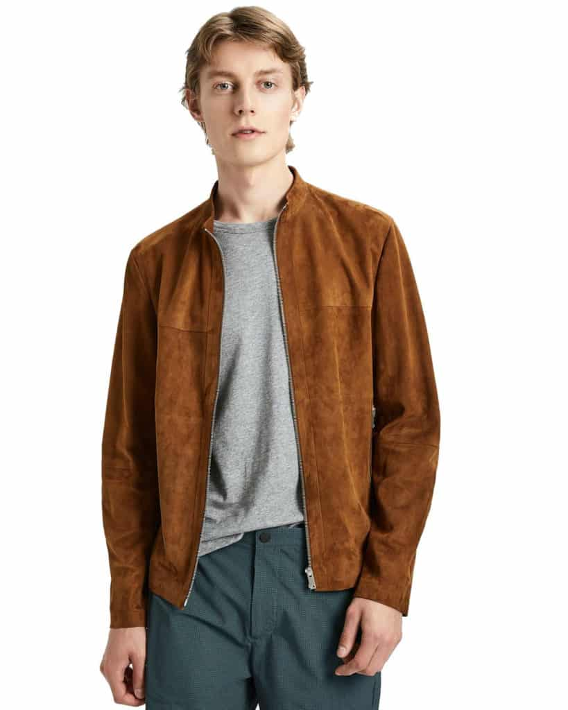 Theory Leather Jacket. BUY NOW!!! #beverlyhillsmagazine #beverlyhills #fashion #style #shop #shopping #shoes #styleformen