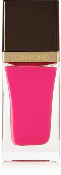 Tom Ford Pink Nail Polish. BUY NOW!!! #beverlyhillsmagazine #bevhillsmag #beauty #nails